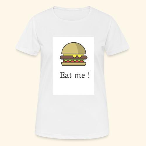 Eat me 1 - Koszulka damska oddychająca