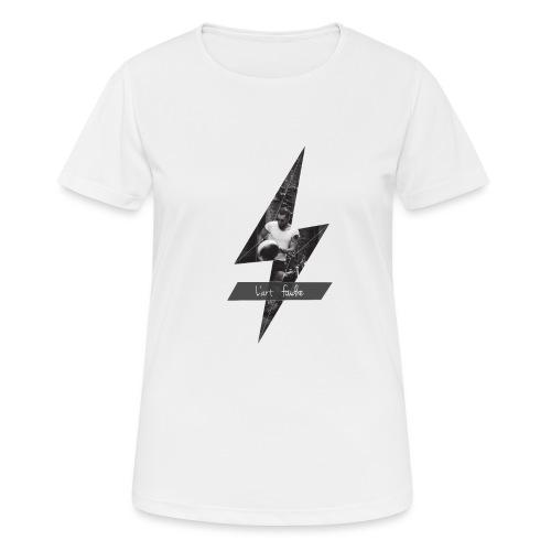 Foudre Motorcycle - Frauen T-Shirt atmungsaktiv