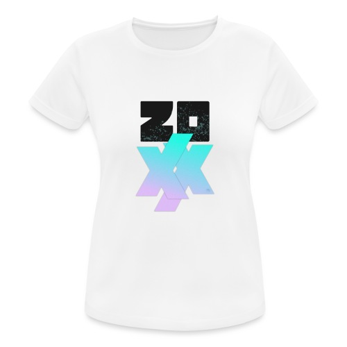 2020 - Women's Breathable T-Shirt