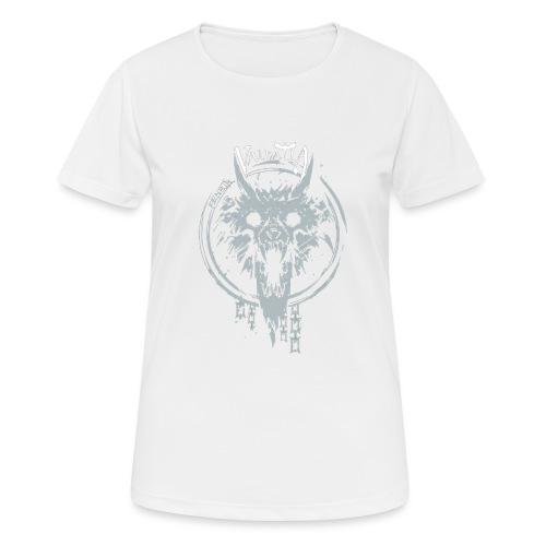 Valhalla Fenrir - Dame T-shirt svedtransporterende