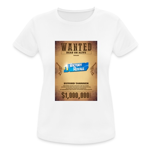 Man wanted - Women's Breathable T-Shirt