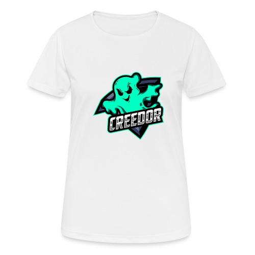 FA6D9458 668F 4B0B 93D3 432167FBB4E3 - Frauen T-Shirt atmungsaktiv