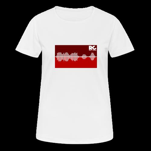 Amplitude Edition - Frauen T-Shirt atmungsaktiv