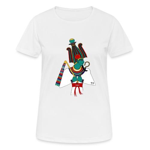 ÄGYPTEN - Osiris - altägyptische Gottheit - Frauen T-Shirt atmungsaktiv