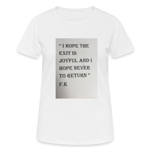 IMG 7773 - Maglietta da donna traspirante