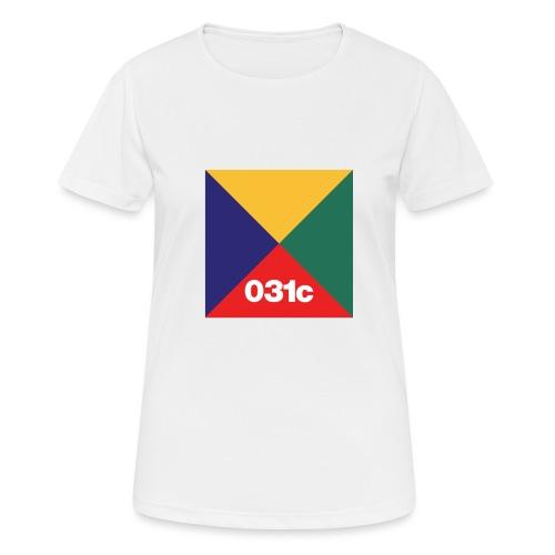 multicolor - T-shirt respirant Femme