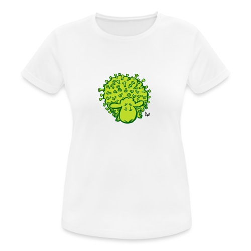 Virus oveja - Camiseta mujer transpirable