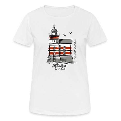 MÄRKET FYR MAJAKKA Tekstiles, gifts, products - naisten tekninen t-paita