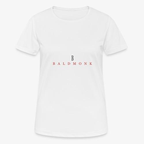 Baldmonk Classic Logo - Women's Breathable T-Shirt