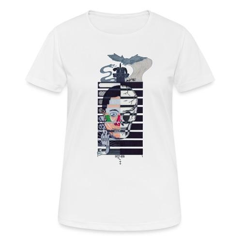 DESCEND - Women's Breathable T-Shirt