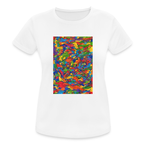 Color_Style - Camiseta mujer transpirable