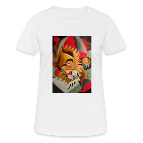leone - Maglietta da donna traspirante