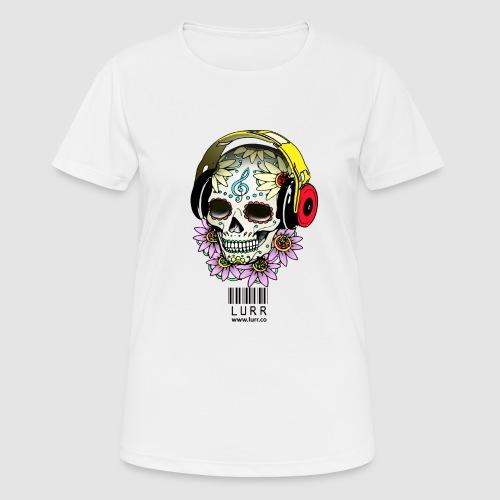 smiling_skull - Women's Breathable T-Shirt