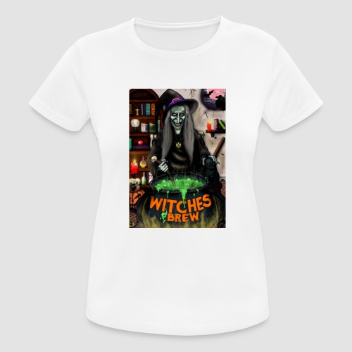 The Witch - Women's Breathable T-Shirt