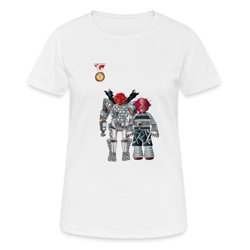 Trashcans - Frauen T-Shirt atmungsaktiv
