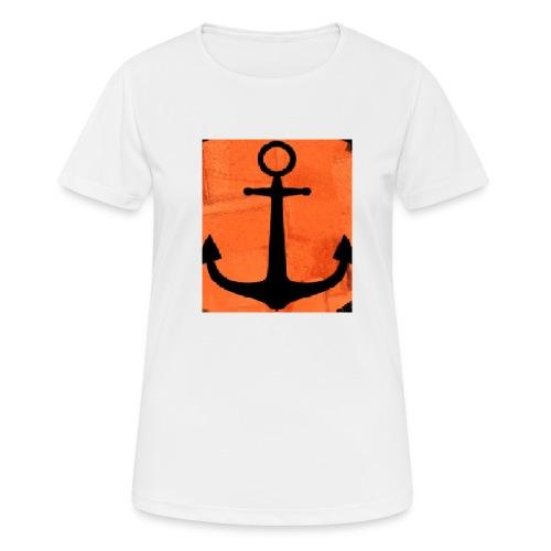 ANCRES - T-shirt respirant Femme
