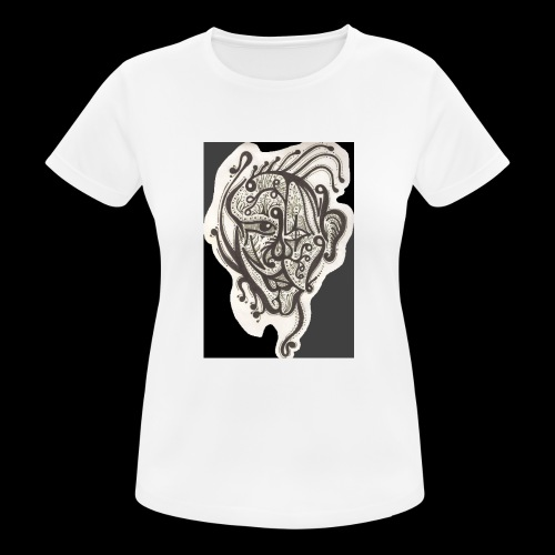 The Draconis Gallery Of Osogoro - Women's Breathable T-Shirt