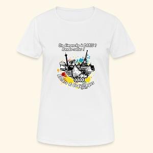 Splash - T-shirt respirant Femme