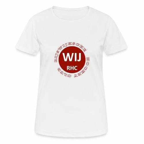 RIJSWIJKSCHE HOCKEY CLUB - vrouwen T-shirt ademend