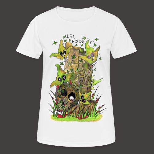 Ivy Death - T-shirt respirant Femme