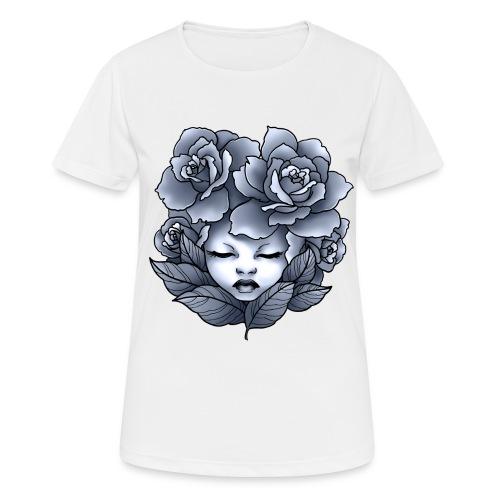 Flower Head - T-shirt respirant Femme