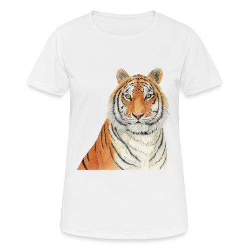 Tigre,Tiger,Wildlife,Natura,Felino - Maglietta da donna traspirante