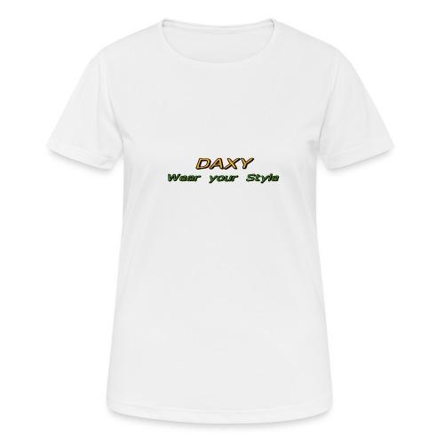 Herren Sixpack Shirt von DAXY - Frauen T-Shirt atmungsaktiv
