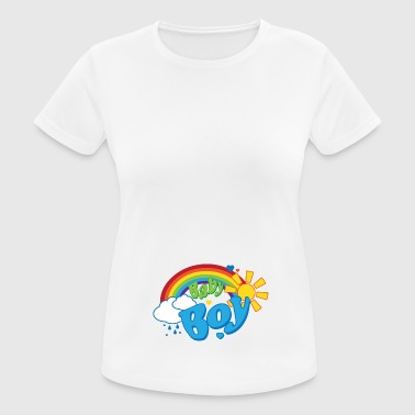 Rainbow Baby Boy - Women's Breathable T-Shirt