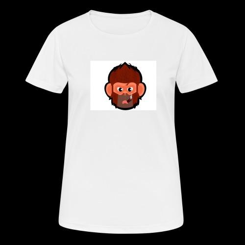 pogo clan Buttons & badges - Dame T-shirt svedtransporterende