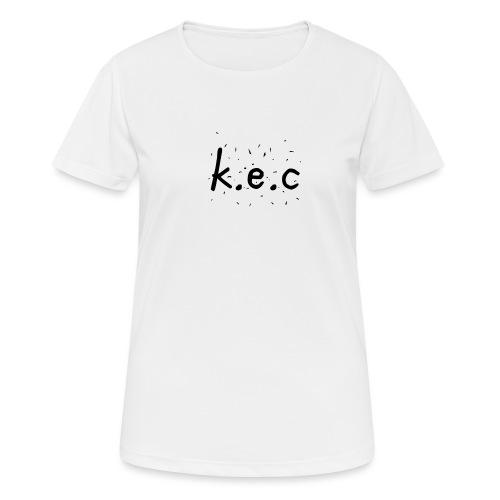 K.E.C original t-shirt kids - Dame T-shirt svedtransporterende