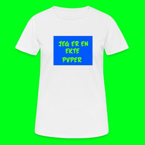 GotPvpGeneseren - Pustende T-skjorte for kvinner