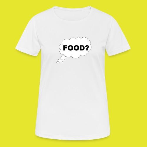 What I am thinking about - Andningsaktiv T-shirt dam