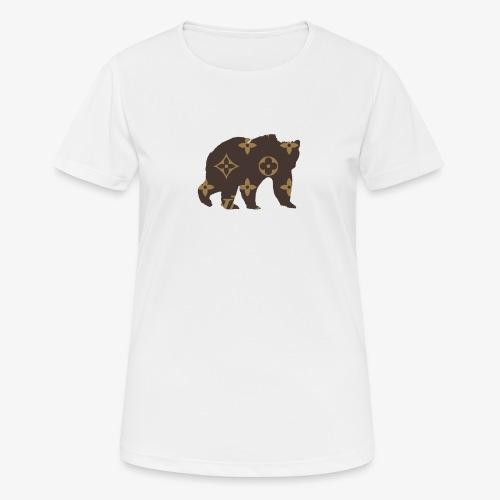 alouci x lv - Andningsaktiv T-shirt dam