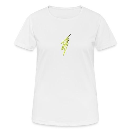 fulmine - Maglietta da donna traspirante