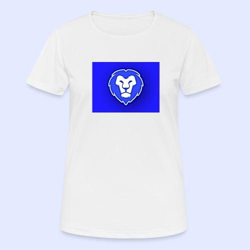 FocusLion - naisten tekninen t-paita