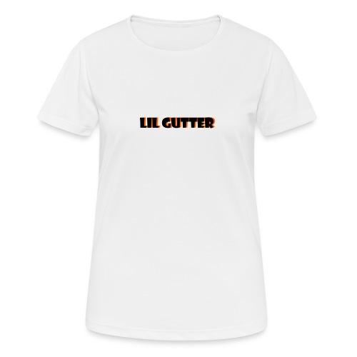 lil gutter sim - Dame T-shirt svedtransporterende