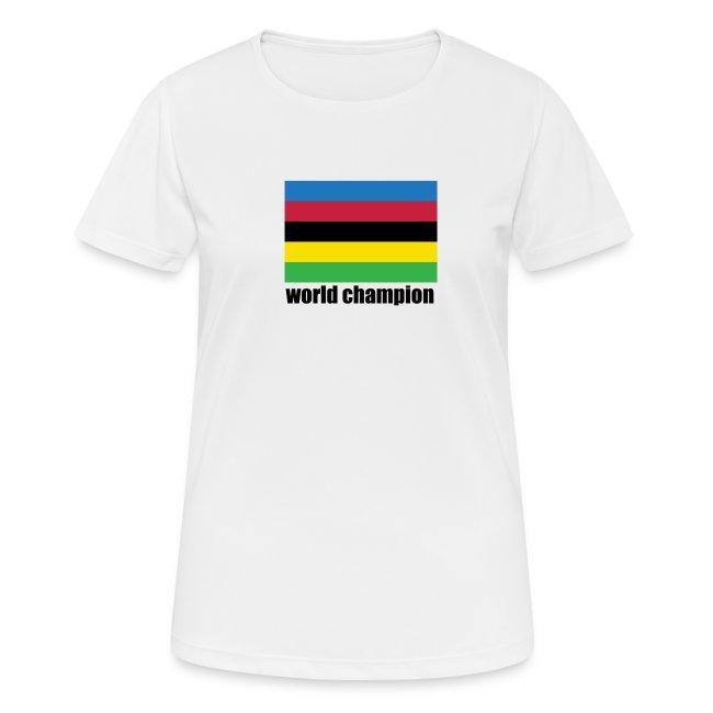 world champion cycling stripes