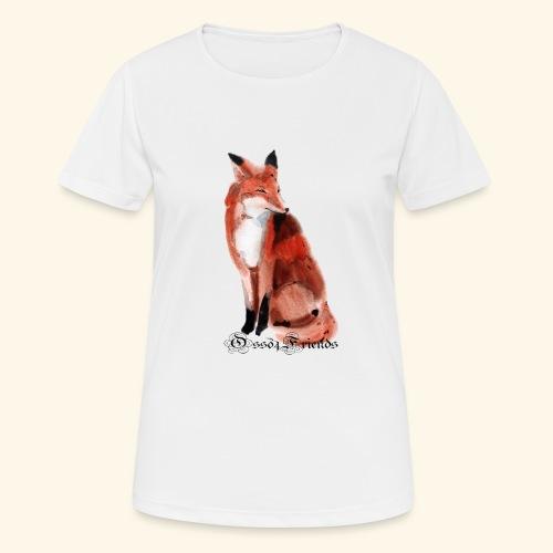 FOX - Maglietta da donna traspirante