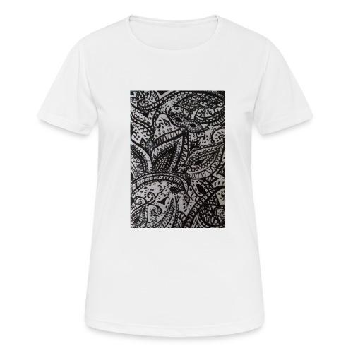 henna - Women's Breathable T-Shirt