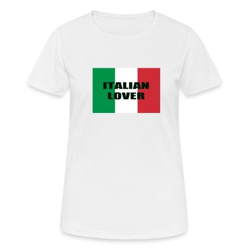 ITALIAN LOVER - Maglietta da donna traspirante
