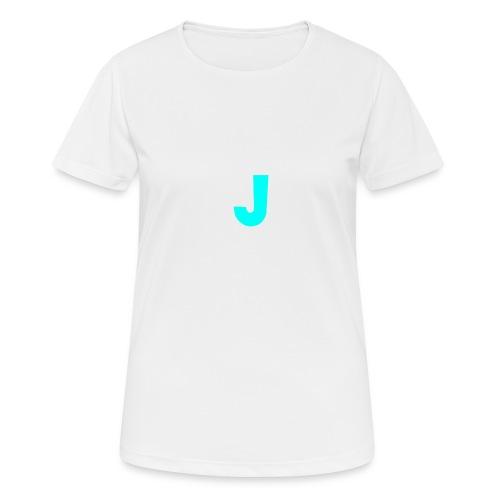 Jeffke Man T- Shirt - Vrouwen T-shirt ademend actief