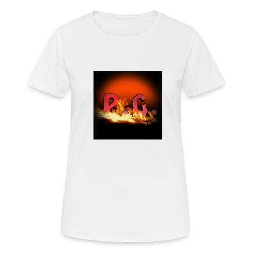 Spilla PanicGamers - Maglietta da donna traspirante