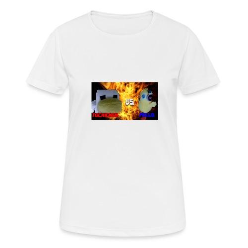 TGCHICKEN VS POLLO - Maglietta da donna traspirante