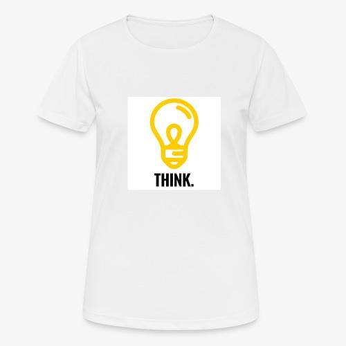 THINK - Maglietta da donna traspirante