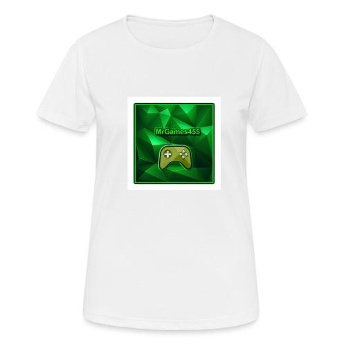 Mrgames455 - Women's Breathable T-Shirt