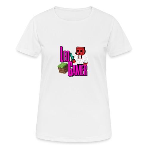 LeoGamer Minecraft - Women's Breathable T-Shirt