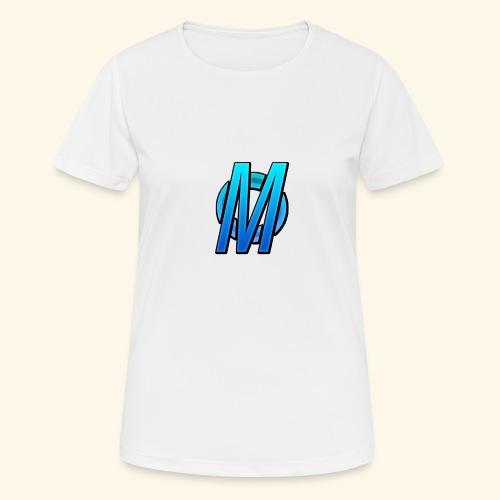 MirBlue - naisten tekninen t-paita