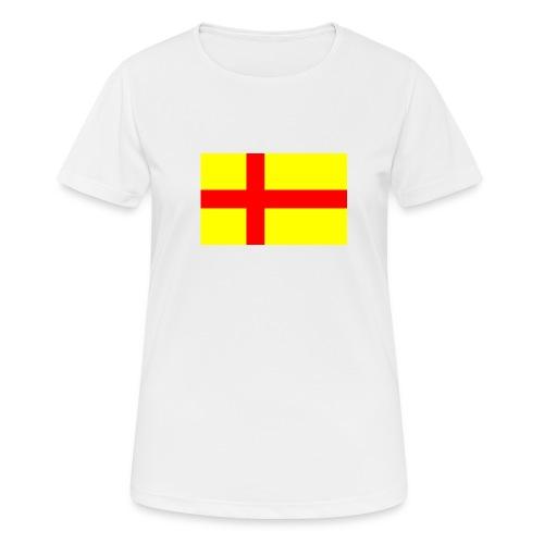 Rigens baner - Andningsaktiv T-shirt dam