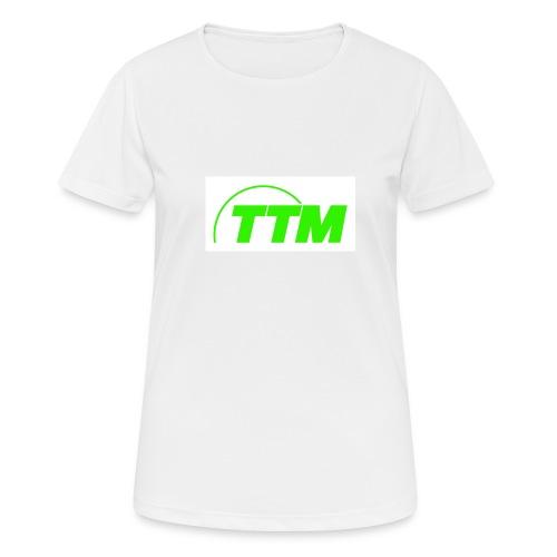 TTM - Women's Breathable T-Shirt
