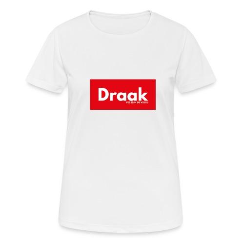 Draak League Spartan - Vrouwen T-shirt ademend actief